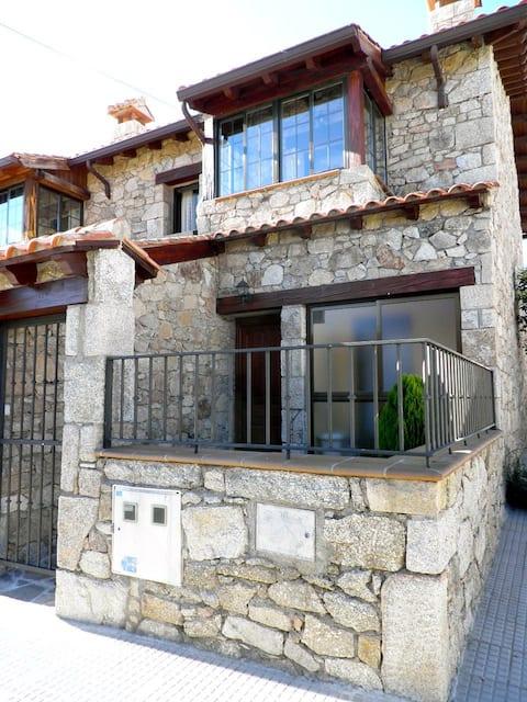 Casa en el corazón de la Sierra de Gredos