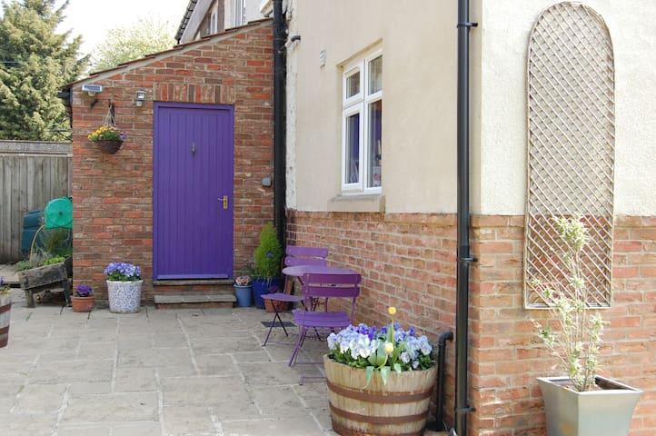 Fox Cottage,  Bagby Grange, Thirsk.  YO7 2AE