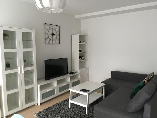 Trendy New and large 3 Beds (90m2) in City Center
