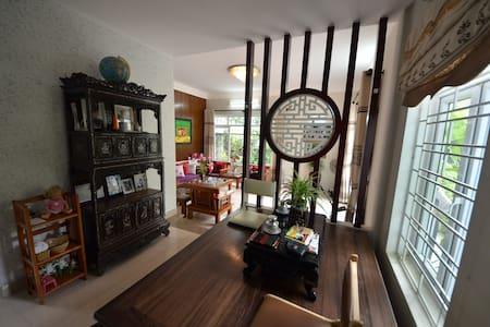 Green Garden Villa - 3 deluxe rooms - tp. Huế