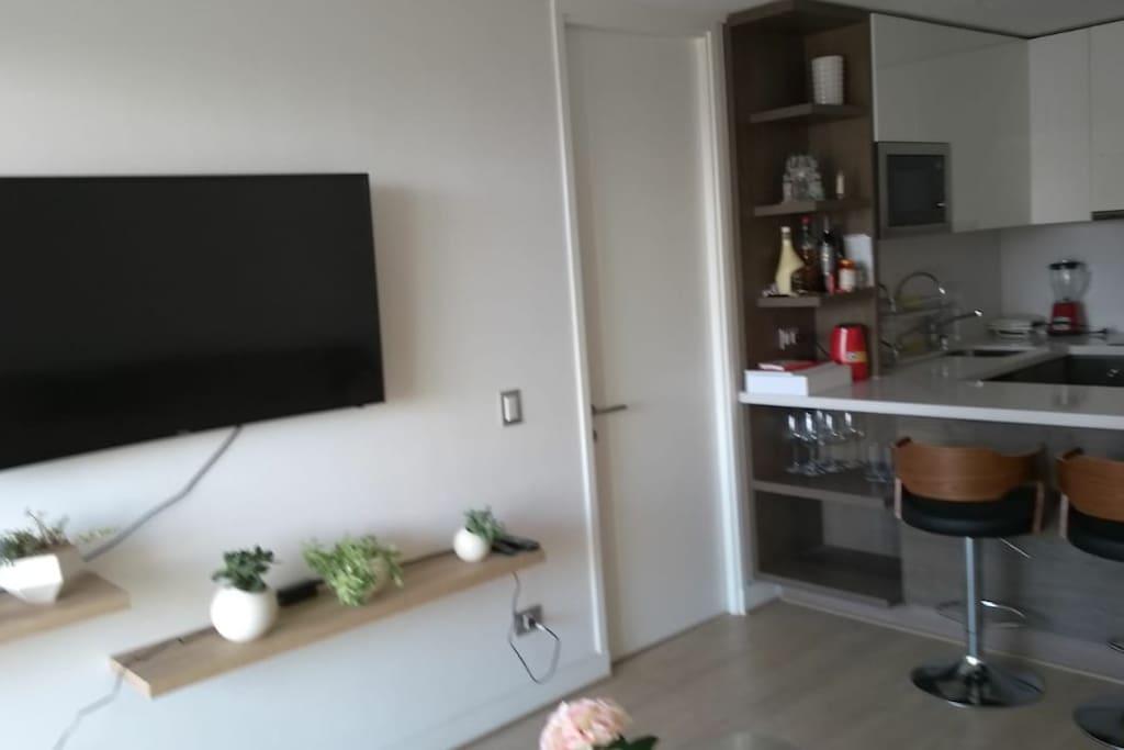 tv con cable
