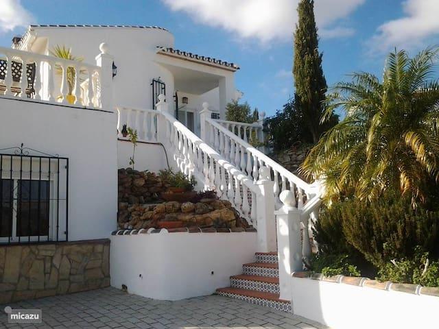 Casa Vista de Sierra, Los Romanes, Andalucía - Viñuela - Villa