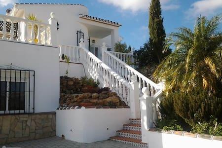 Casa Vista de Sierra, Los Romanes, Andalucía - Viñuela