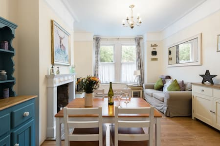Lovely 2 bed apartment only 20mins to Baker Street