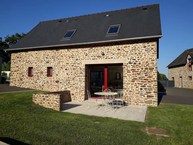 La maison du GR