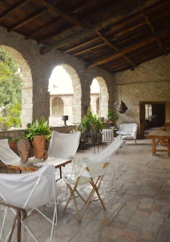 Albinoni Room - Badia San Sebastiano - Alatri - Overig