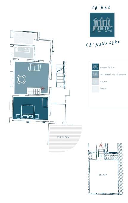 L'appartamento * The apartment