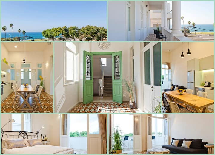 Uniqe Beach Apartment