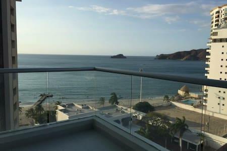 Hermosa vista al mar - Santa Marta