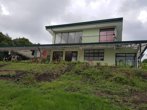 Habitación doble, Villa de los Vientos.