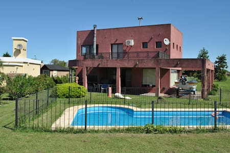 casa frente al lago tranquilidad garantizada