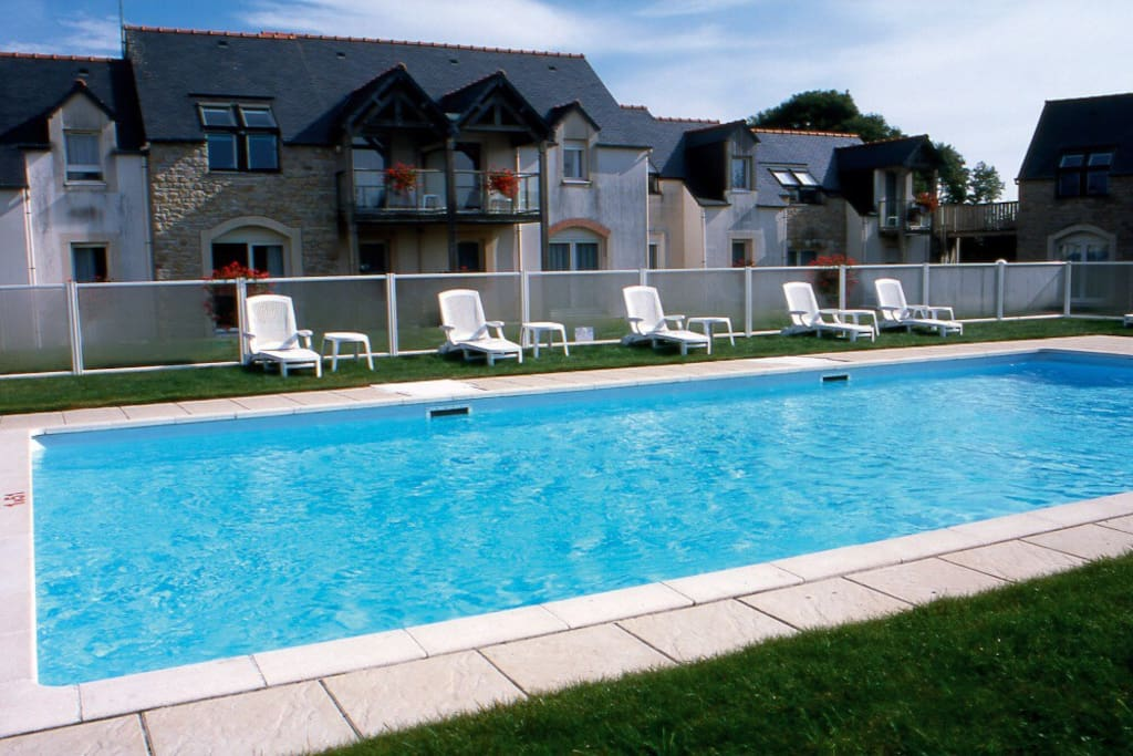 A 1 km navettes du mont st michel aparthotel in affitto for Appart hotel fleurdumont