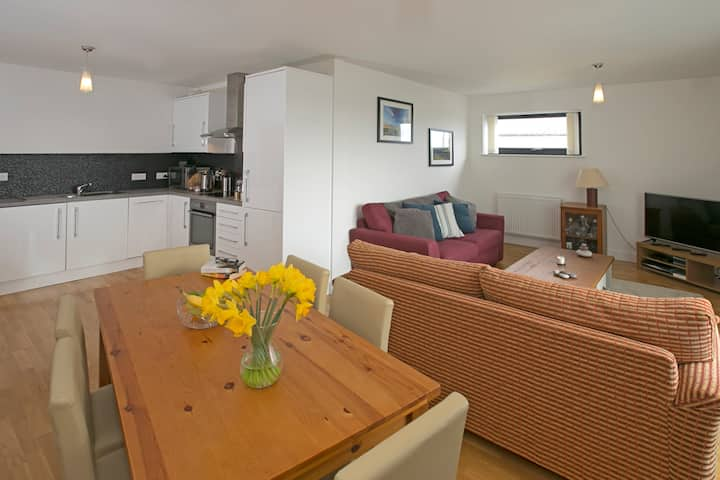 Modern Newquay Apartment
