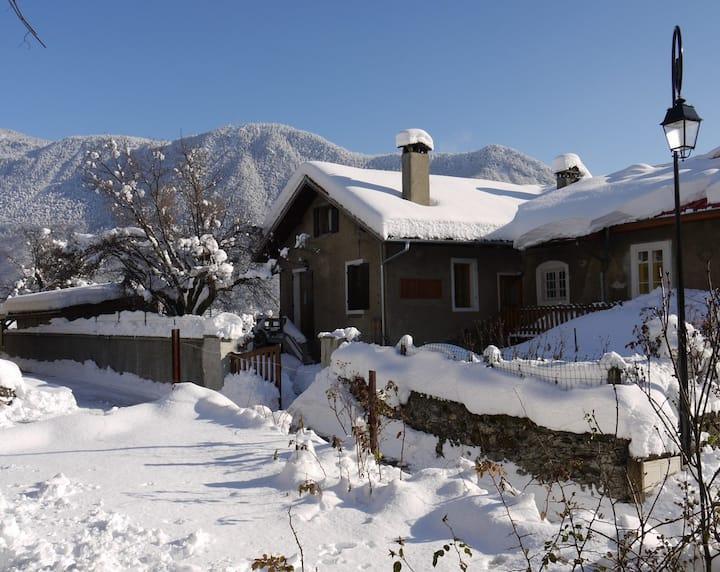 Les Equevilles, house near Valmorel