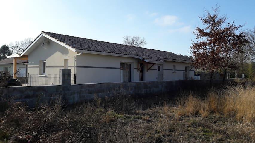Maison idéale pour passer des vacances en famille - Parentis-en-Born - Casa