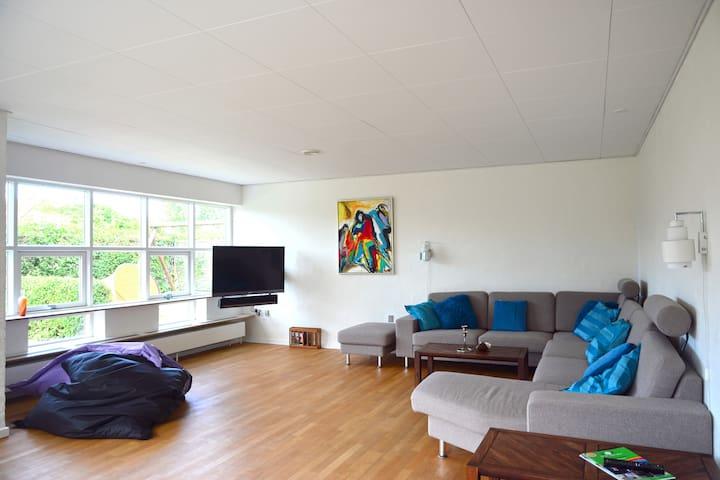 344 m2 with lake wiev ind aalborg - Aalborg - Casa