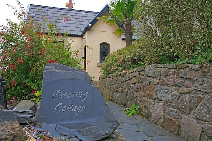 Crossing Keeper Cottage North Wales - Y Felinheli - Huis
