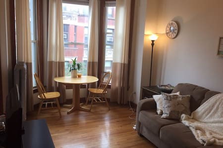 Spacious 1 Bedroom in Lakeview!