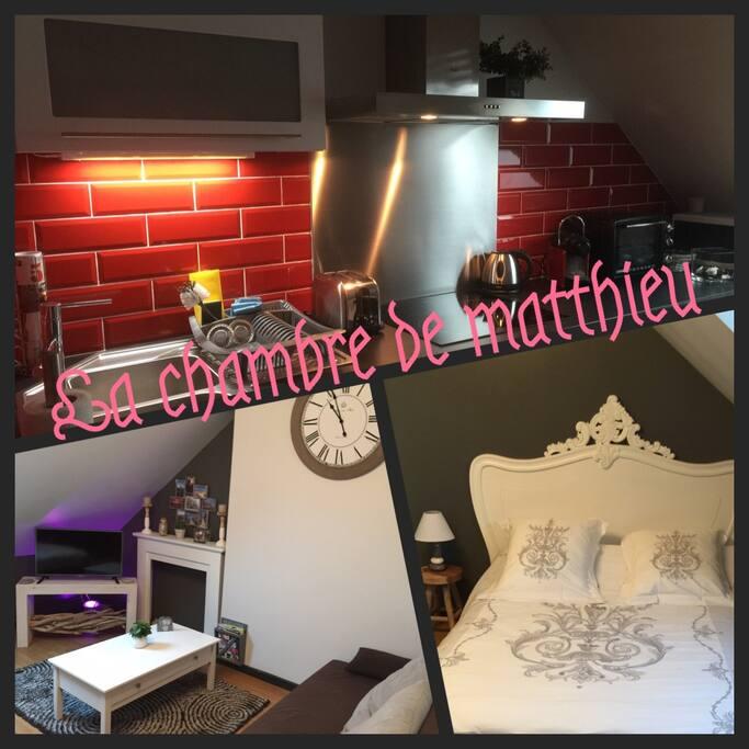 Appartement meubl tout confort apartments for rent in - Meubles nord pas de calais ...