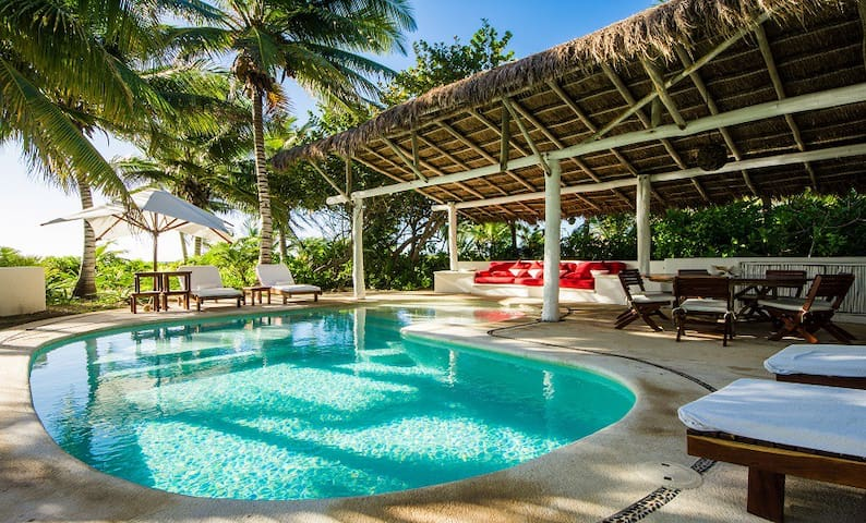Luxurious XpuHa Beach Haven - Villa BelHa