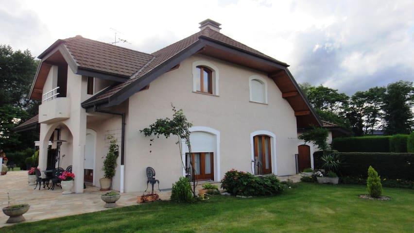 Villa entre Lacs et Montagnes - Ambilly - Casa