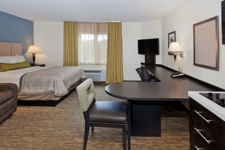 Candlewood Suites-Cleveland North Olmsted - North Olmsted - Departamento