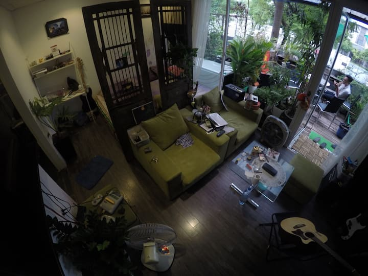 Green eco Loft in center Hanoi
