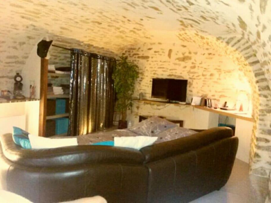 dormir dans une cave en Bourgogne.