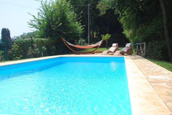 Luxury villa with private pool - Santa Lucia - House
