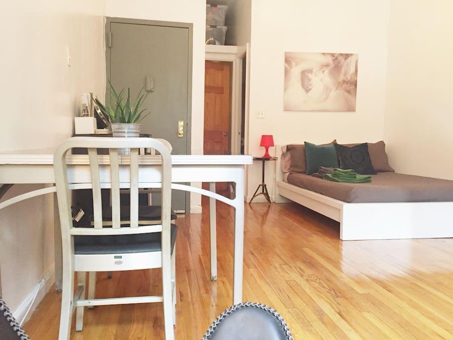 Estudio privado en greenpoint apartamentos en alquiler en brooklyn nueva york estados unidos - Apartamentos alquiler nueva york ...