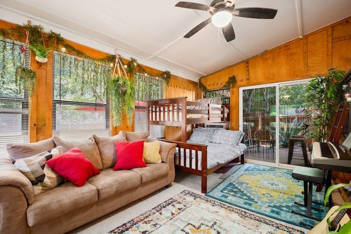 The Wanderlust Lodge