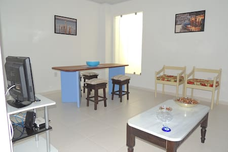 Our apartment is very cozy and comfortably seats two people (double bed). It has great location with easy access by car or public transport to the main attractions and city beaches. Price per person.