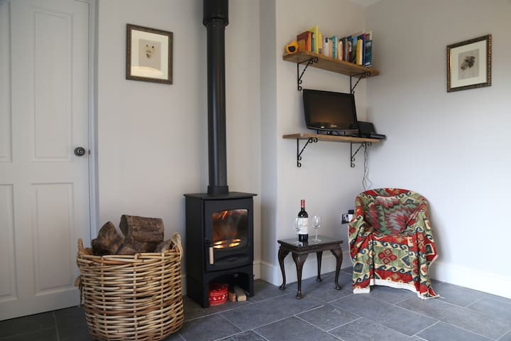 Peaceful, scenic, cosy cottage near Wells - Oakhill - Haus