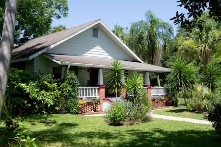 Eaden House on the East Coast - Titusville