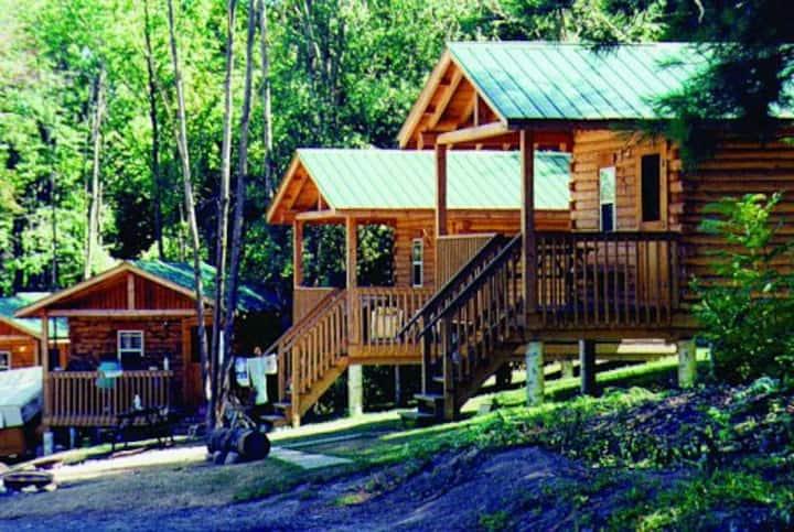 Bingeman's Log Cabins