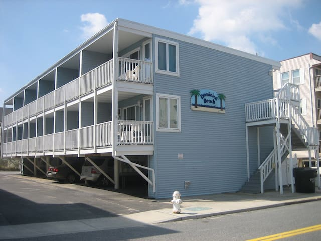 Unit 9 Ocean Side 41 st 50 steps to the beach