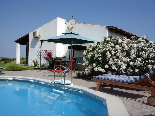 villa in the countryside with pool - Nulvi