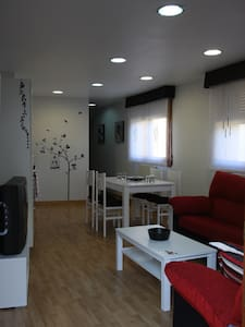 Apartamento Miralrio 2+2 personas - Wohnung
