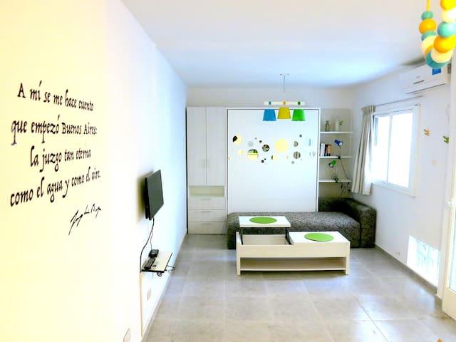 Cozy studio at unbeatable location! - Buenos Aires