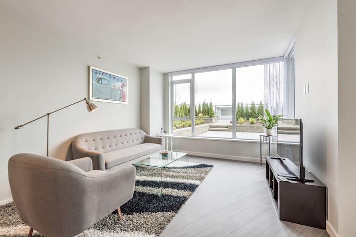 Richmond Brand New 2beds apartment near  aberdeen - Richmond - Lägenhet
