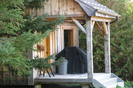SNAKE CABIN(rustic, 'off-the-grid') - Schomberg