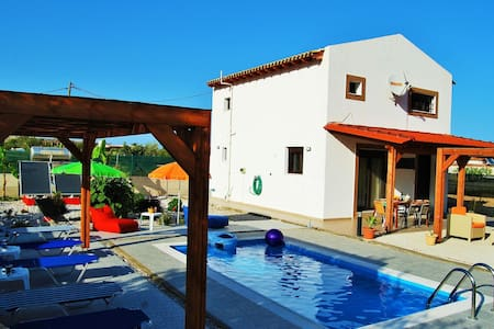 Stergios villa with private pool - Villa