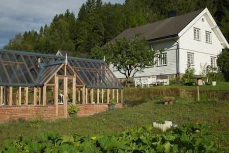 Idyllic small farm, Hiet - Ramnes