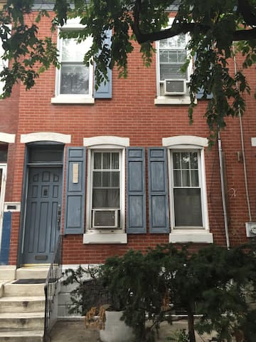 3bdrm House• Walk to the pope - Philadelphia - House