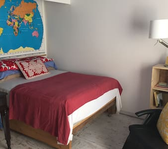 Private Room w/ FULL bed near PLU - Spanaway - 一軒家