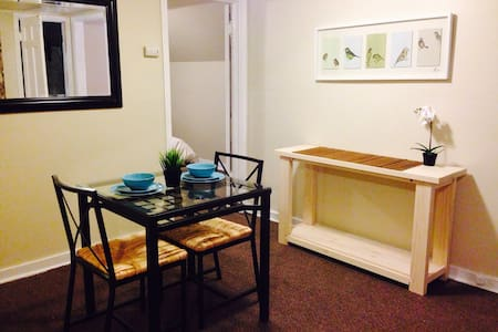 Private cozy apartment *NEAR MAYO* - Rochester - Lakás