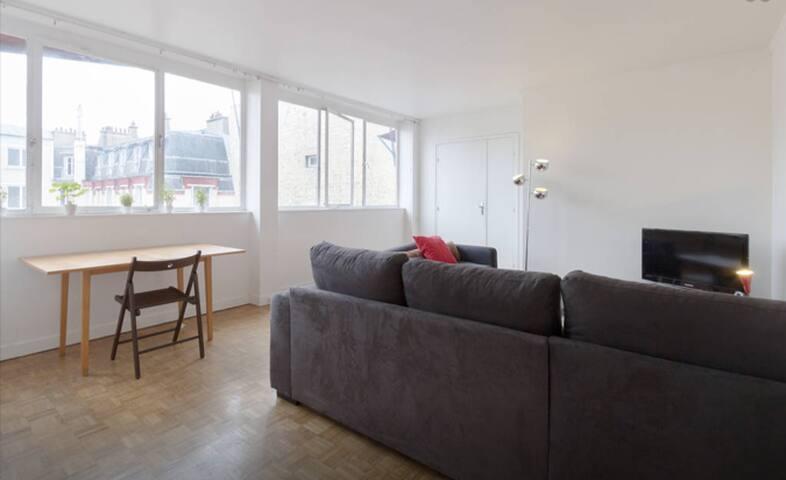 Lovely room in the 16th district - Paris - Leilighet