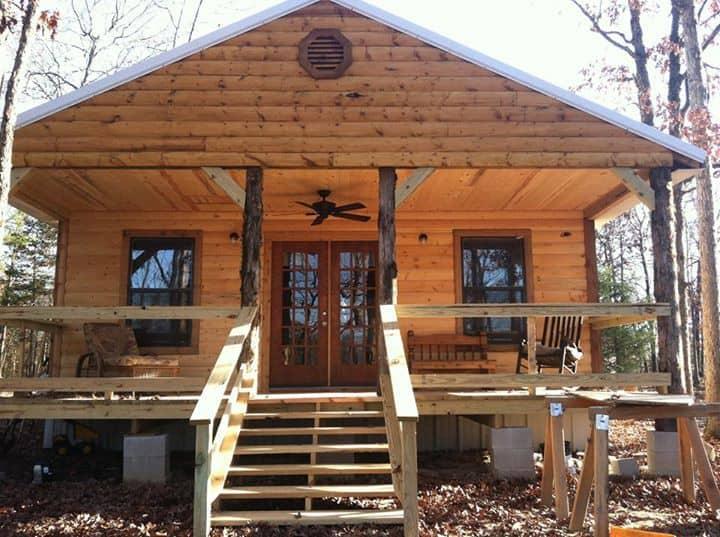 LES Farms Getaway (Serenity Cabin) Gillham AR