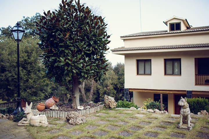 VILLA_TORRELL CON VISTAS A LA MONTA - Sant Fost de Campsentelles - Casa