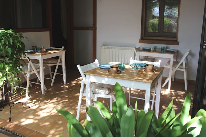 Suite en Bed & Breakfast con encanto. - Palafrugell - Bed & Breakfast